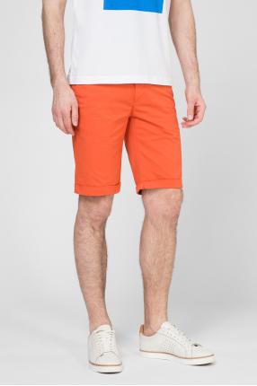 Мужские оранжевые шорты 1