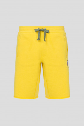 Мужские желтые шорты