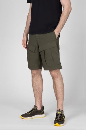Мужские зеленые шорты 1