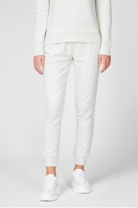 Женские белые спортивные брюки 1