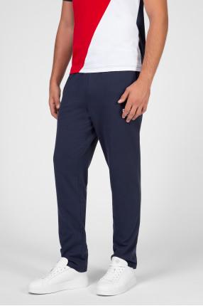 Мужские синие спортивные брюки 1