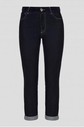 Женские темно-синие джинсы LIA DENIM STRETCH