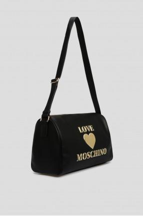 Женская черная дорожная сумка 1