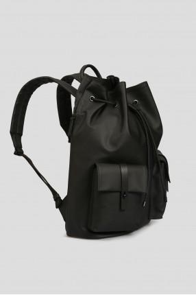 Черный рюкзак 1