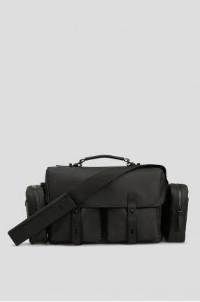 Черная сумка для камеры