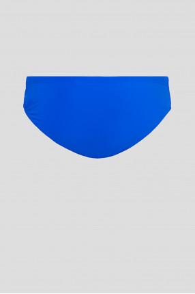 Мужские синие плавки  1
