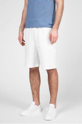 Мужские белые шорты 1