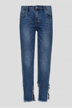 Женские синие джинсы OXFORD AWESOME BAGGIES