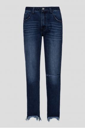 Женские темно-синие джинсы LONE STAR AWESOME BAGGIES