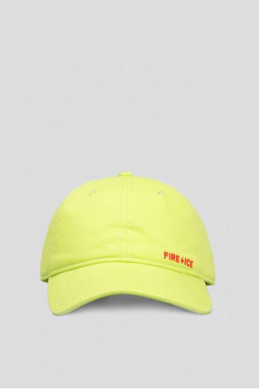 Мужская желтая кепка Bogner 9407-8997-116 — Saks 85 2a094fae54d5b