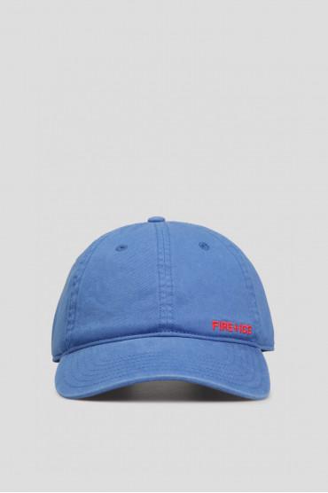 Мужская синяя кепка Bogner 9407-8997-417 — Saks 85 57865c4d2d33b