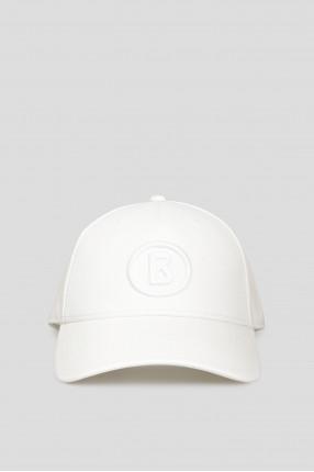 Мужская белая кепка