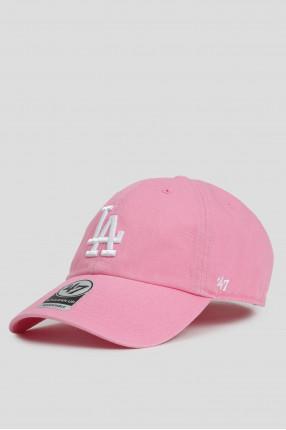 Розовая кепка 1