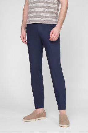 Мужские синие брюки 1