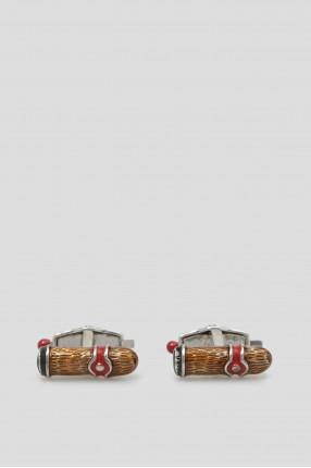 Мужские запонки CIGAR & MATCH 1
