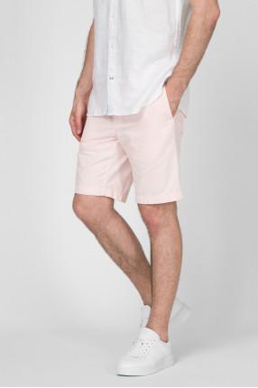 Мужские светло-розовые шорты