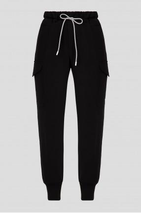 Женские черные брюки JADE