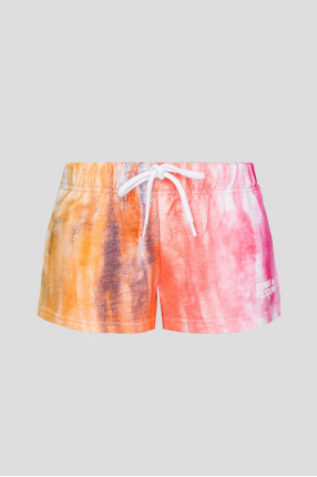 Женские шорты с принтом
