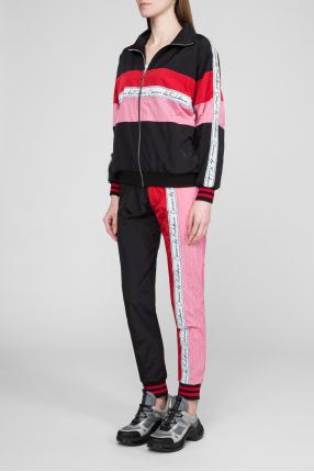 Женский спортивный костюм (ветровка, брюки) 1
