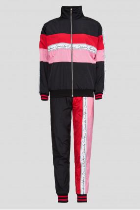 Женский спортивный костюм (ветровка, брюки)
