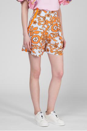 Женские шорты с узором 1