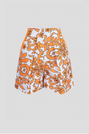 Женские шорты с узором