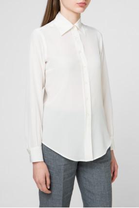 Женская шелковая блуза 1