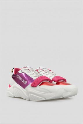 Женские кожаные кроссовки 1