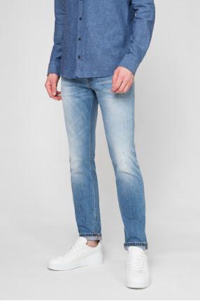 Мужские голубые джинсы New York 1