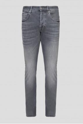 Мужские серые джинсы New York