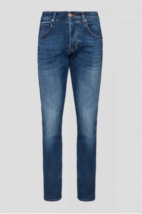 Мужские синие джинсы New York