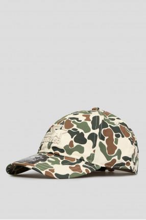 Мужская камуфляжная кепка 1