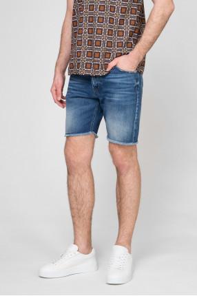 Мужские синие джинсовые шорты Tokyo 1