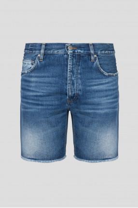 Мужские синие джинсовые шорты Tokyo