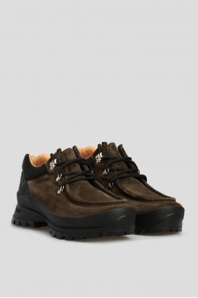 Мужские  замшевые ботинки 1